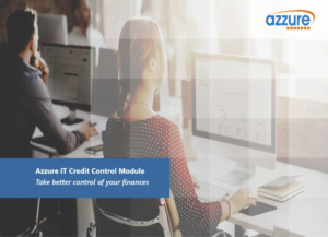 Azzure IT Credit Control Add On App