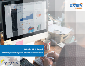 Miracle HR and Payroll Brochure
