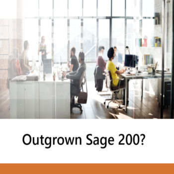 Outgrown Sage 200 Guide