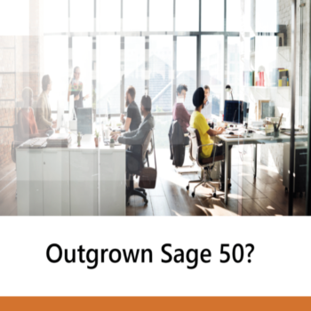 Outgrown Sage 50 Guide