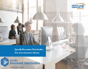 Spindle Document Distribution Brochure