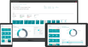Microsoft Dynamics 365 Business Central. Previously known as NAV Microsoft Dynamics 365 Business Central is a modern, state of the are ERP and Accounting solution, designed specifically for small to medium-sized businesses.